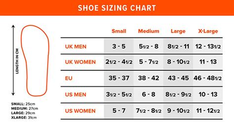 nigerian shoe size chart south african shoes sizes style guru fashion glitz