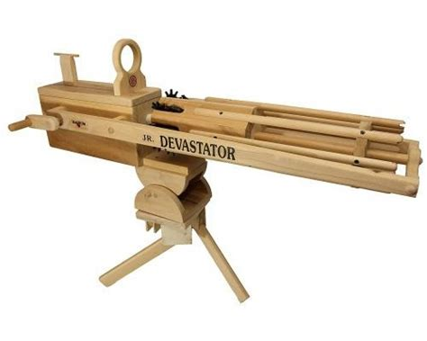 woodworking plans   rubber band gun asla
