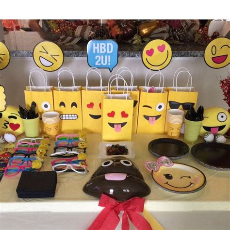 birthday themed emojis 256 best kids birthday party ideas images on pinterest