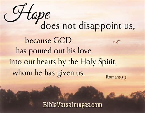 bible verses for hope and comfort bible verse about hope romans 5 5 bible verse images