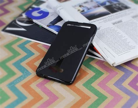 Silikon Asus Zenfone 2 5 5 asus zenfone 2 laser 5 5 in 231 siyah silikon kılıf