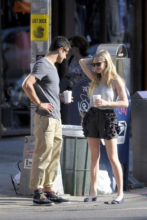 amanda seyfried kavanaugh amanda seyfried and dominic cooper in new york city zimbio