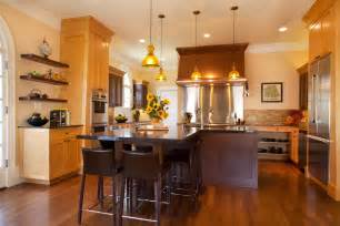 l kitchen with island photos hgtv