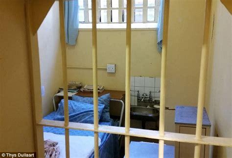 Oscar The Room Inside The Pretoria Cell Oscar Pistorius Could Return