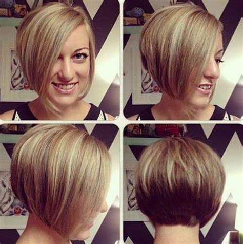 stacked hair for thin hair for women over 50 stacked bob haircut for thin hair short hairstyle 2013