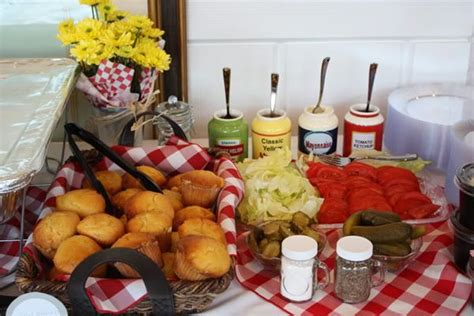 Food For A Baby Shower Bbq by 84 Best Images About Bbq Couples Wedding Shower On