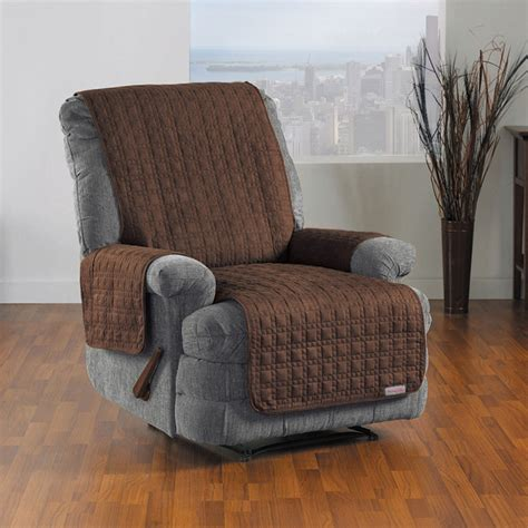 Sized Recliner by Sure Fit Quickcover Studio Sized Recliner Chaise Protector