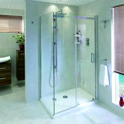 Shower Door Uk Aqata Spectra Sliding Door Shower Enclosure Sp305 Corner Uk Bathrooms