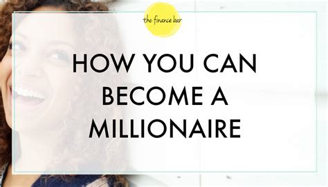 Can You Become A Millionaire With An Mba by 12 Tips For New Investors The Finance Bar