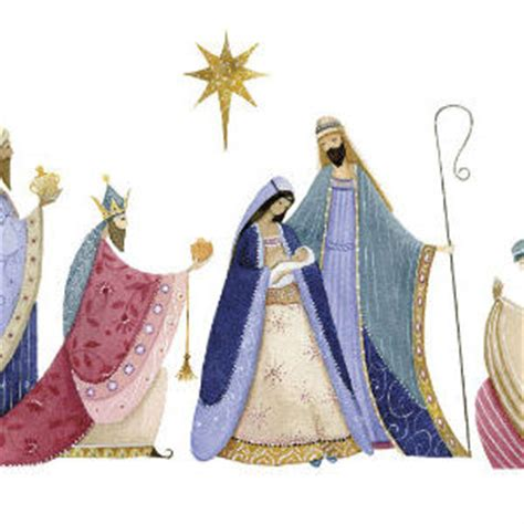Cards With Nativity - cards nativity b strep support