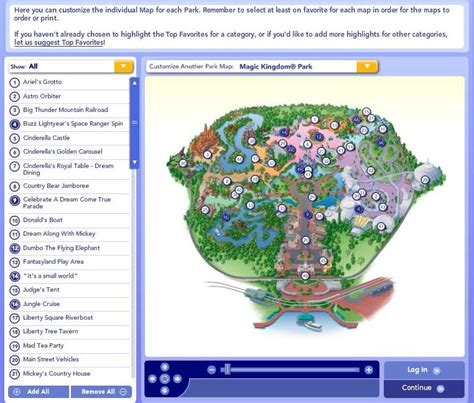 make your own world map make your own customized disney world maps