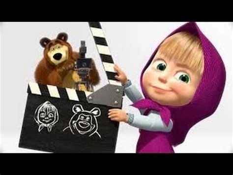 film misteri masha and the bear ga disangka inilah kisah menyedihkan dibalik masha and
