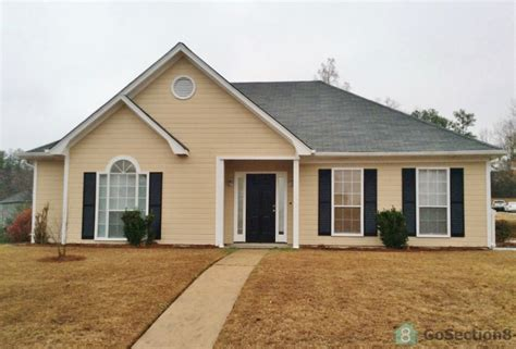 alabama section 8 housing in alabama homes al