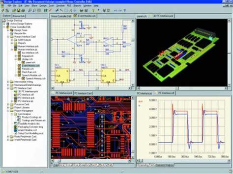 pcb layout software altium blue ridge test cad cam