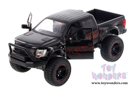 1 24 2011 Ford F 150 Svt Raptor Truck Y1313 2011 ford f150 svt raptor by toys bigtime kustoms 1 24 scale diecast model car