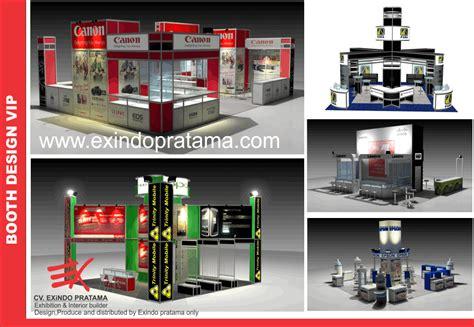 desain layout pameran kontraktor pameran jogjakarta kontraktor booth pameran