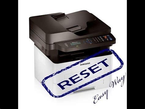 reset samsung printer m2070 fix firmware reset xpress sl m2070f m2070fw m2670 m2675
