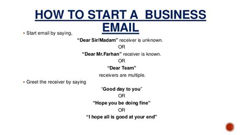 How To Start A Business Email Importance Of Communication In Business By Neeraj Bhandari
