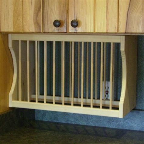 Plate Rack Cupboard - items similar to cabinet 12 plate rack on etsy