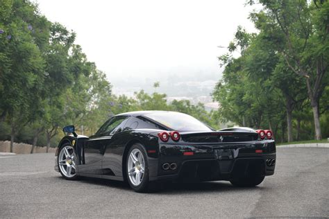 Black Ferrari by Black Ferrari Enzo For Sale In The Us At 3 400 000 Gtspirit