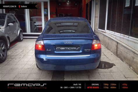 Audi A4 B6 1 9 Tdi Tuning by Audi A4 B6 2001 Gt 2004 1 9 Tdi Chip Tuning Performans