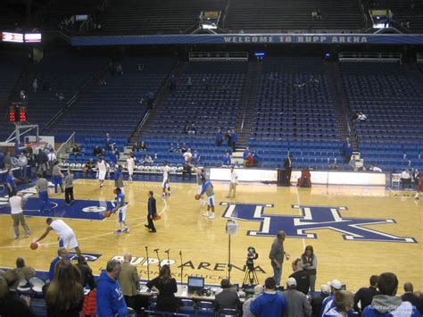 Rupp Arena Section 14 Rateyourseats Com