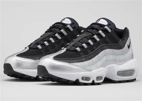 Sepatu Sport Nike Airmax Black White 3 already platinum the air max 95 s 20th anniversary style nike news