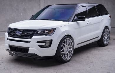 2018 ford explorer: sport, colors, price 2018 2019 new