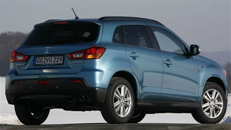 Mitsubishi Asx Used Review 2010 2012 Carsguide