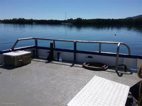 boat brokers cairns qld custom commercial vessel boats online for sale steel