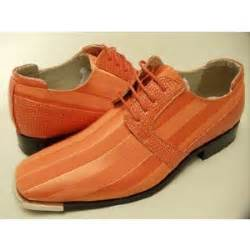 orange dress shoes mens viotti orange mens dress shoes size s 9 polyvore