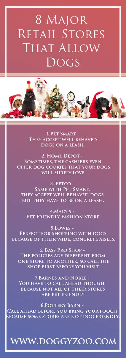 stores that allow dogs 8 major retail stores that allow dogs doggyzoo comdoggyzoo