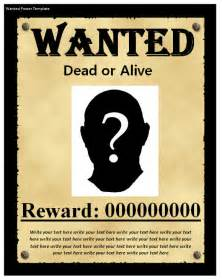 Free Wanted Poster Template by Wanted Poster Template 19 Documents In Psd