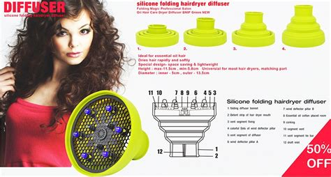 Hair Dryer Diffuser Fits All hairdressing new product useful silicone collapsible hair diffuser buy hairdressing new