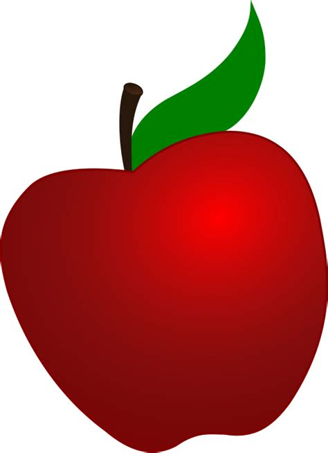 apple clipart apple clipart apple id 63772 clipart pictures
