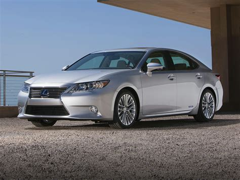 lexus sedan 2014 2014 lexus es 300h price photos reviews features