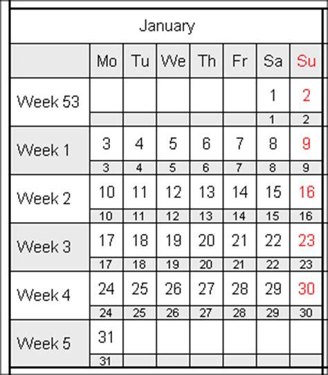 Cso Calendar Andrew S Excel Tips Iso Calendar For Excel