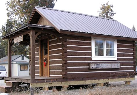 Tiny House Square Footage by Tiny Cabin The Tiny Life