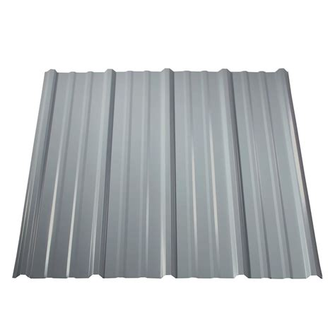 Roof Panel metal sales 12 ft pro panel ii metal roof panel in white