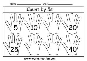 Counting to 100 by 5 worksheets printable besides supplier corrective