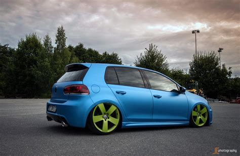 Auto Tuning Golf 5 by Volkswagen Golf V Tuning Stance Golf 5