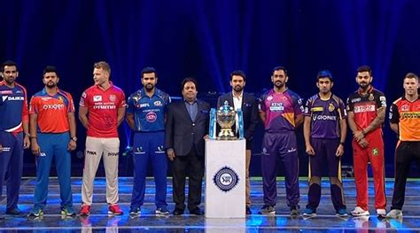 ipl teams 2017 ipl 2017 to have eight opening ceremonies the indian express