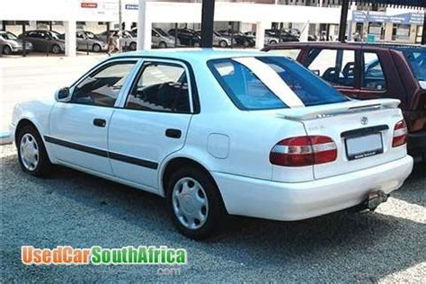 2000 toyota corolla used car for sale in johannesburg