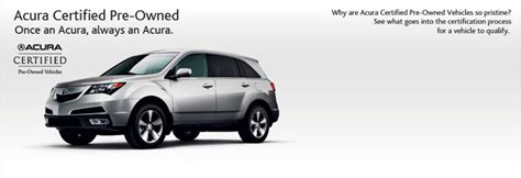 cpo acura certified pre owned benefits springfield acura