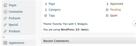 wordpress tutorial nettuts rock solid wordpress 3 0 themes using custom post types