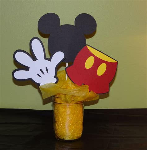 Mickey Mouse Handmade Decorations - mickey mouse decorations www imgkid the