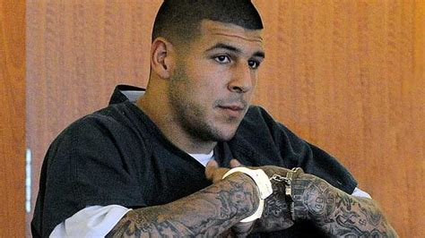 aaron hernandez gang tattoos officials reportedly scouring hernandez s tattoos for