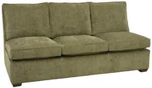 armless sleeper sofa sectional armless sleeper sofa carolina chair
