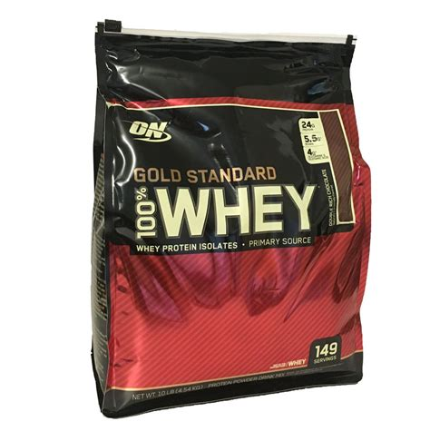 Whey Gold Standard 10lbs On Wgs 10 Lb Whey Protein 10lb Original 100 optimum nutrition gold standard 100 whey protein 10 lb