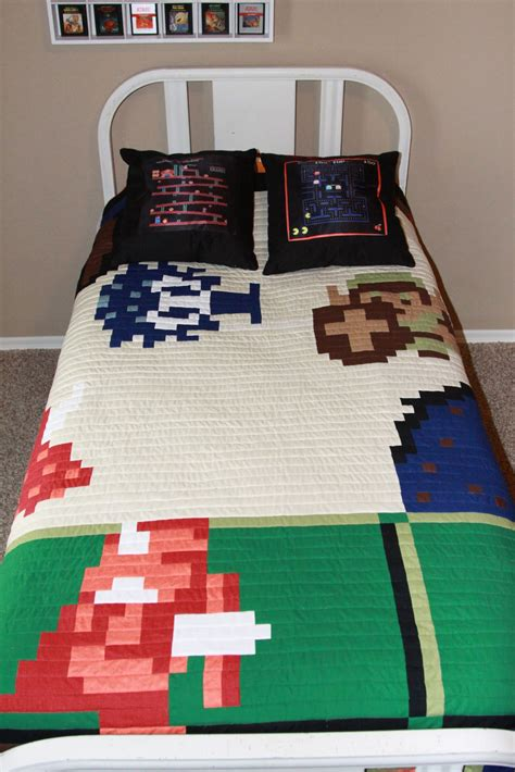 gaming bed sheets video game bed sheets www imgkid com the image kid has it